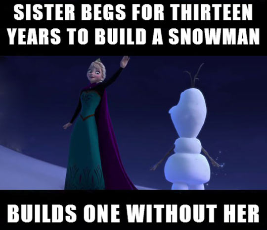funny-picture-Elsa-Frozen-snowman-build
